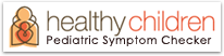 healthy children pediatric sympton checker