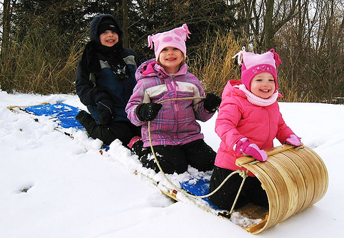 10 Safety Tips For The Winter Months…