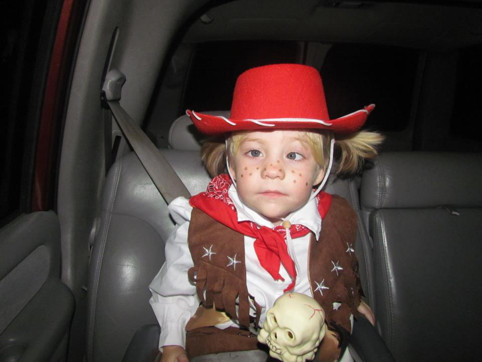 Riley Goodridge Wins Our Halloween Contest…See All The Pictures Inside!