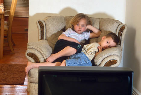 Want Better Behavior From Your Preschoolers? Try Changing What Your Children Are Watching On Television
