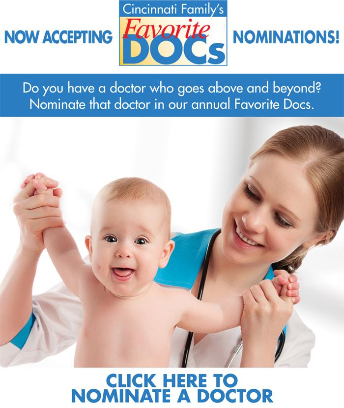 Cincinnati Family Favorite Docs Contest