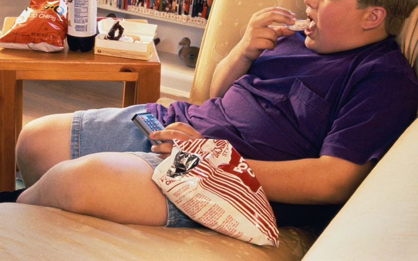 Obesity in Adolescence Can Be Influenced By Watching Too Much TV Or Having An Obese Parent