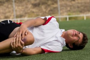 Kids with Knee and Hip Injuries