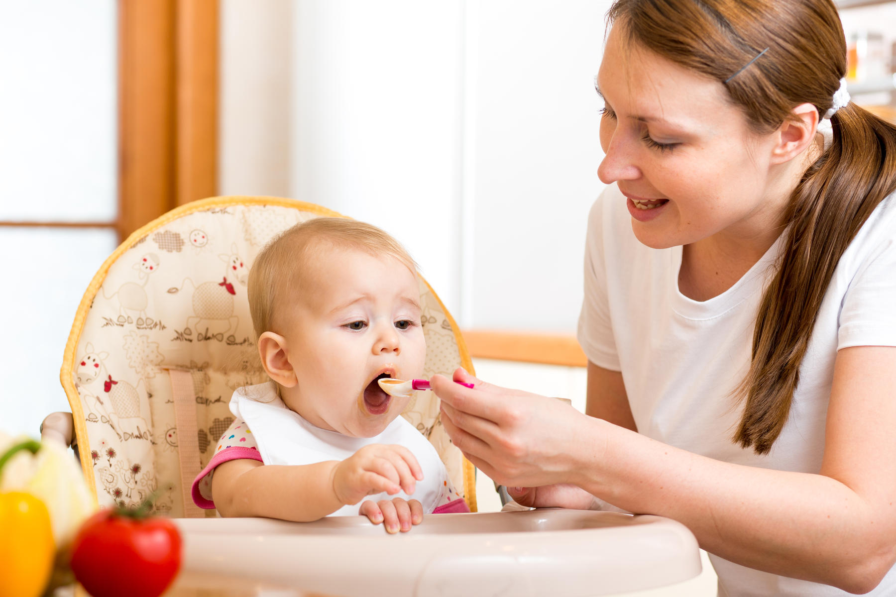 New Baby Tips – When, What, and How To Feed Your Baby
