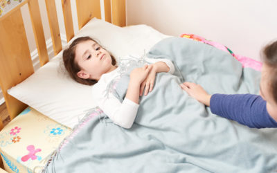 The Dreaded Stomach Bug and How to Deal With It…