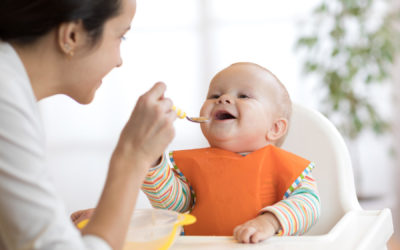 Helpful Tips That Help Babies Transition From Milk to Solid Foods…